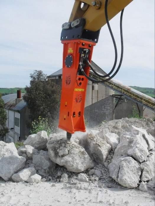 CATERPILLAR - Hydraulikhammer 1.950 kg - NEU!